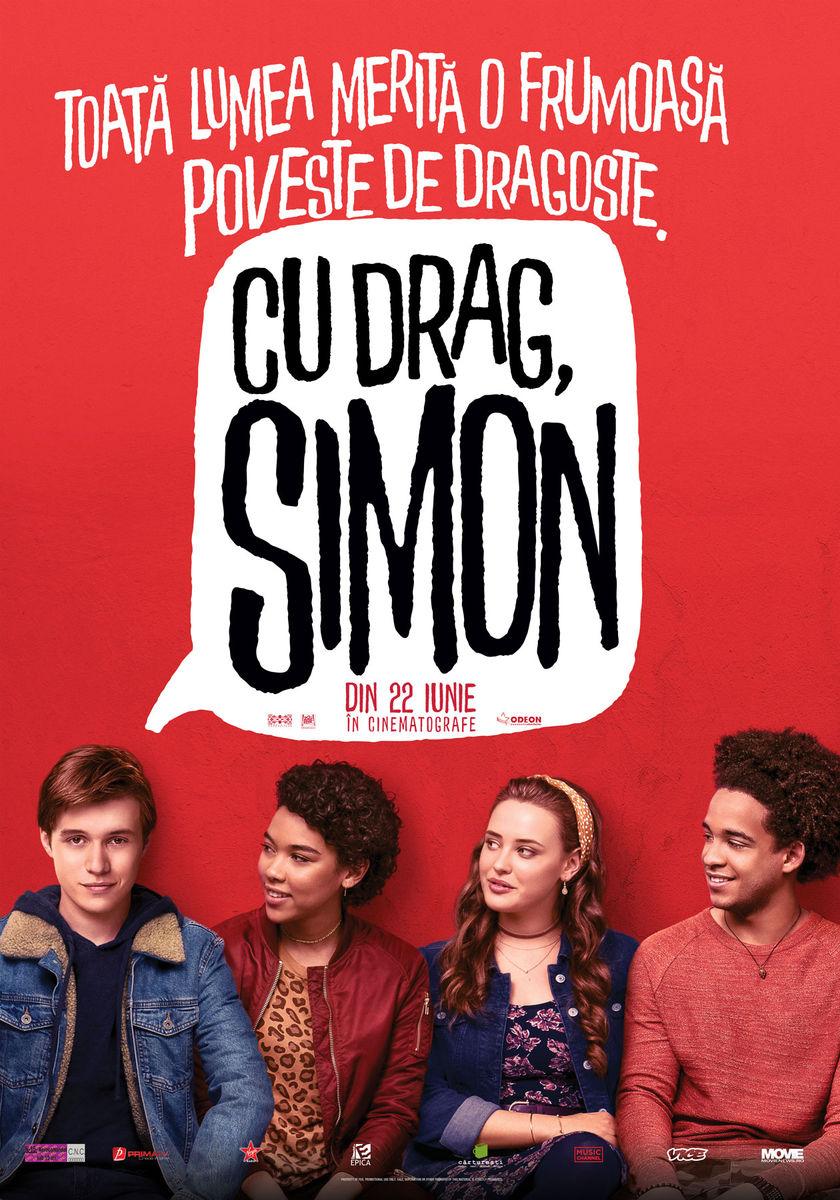 Cu drag, Simon / Love, Simon (Premieră)