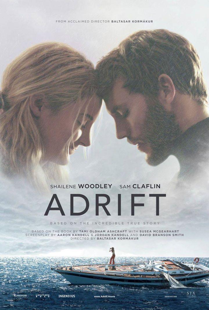 Adrift  (Supravieţuind pe mare) - 2D