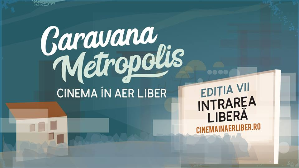 Cinema în aer liber la SIBIU