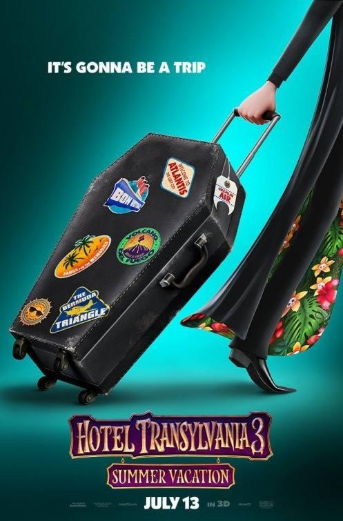 Hotel Transylvania 3: A Monster Vacation   (Hotel Transilvania  3: Monştrii în Vacanţă) -  3D Subtitrat
