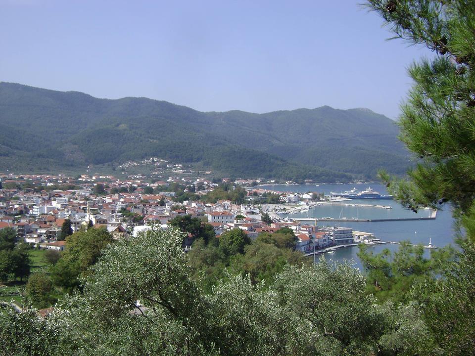 Prezentare video: Limenas din Insula Thassos, Grecia