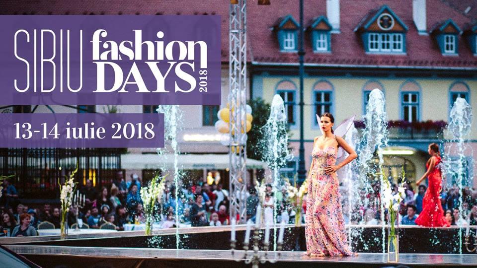 Sibiu Fashion Days — 2018