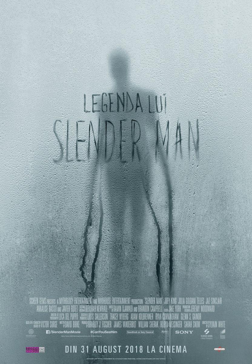 Legenda lui Slender Man / Slender Man (Avanpremieră)