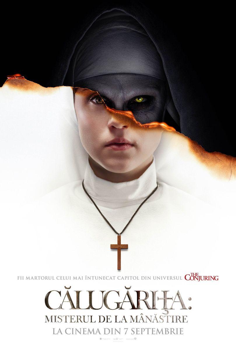 Călugăriţa: Misterul de la Mănăstire / The Nun (Avanpremieră)