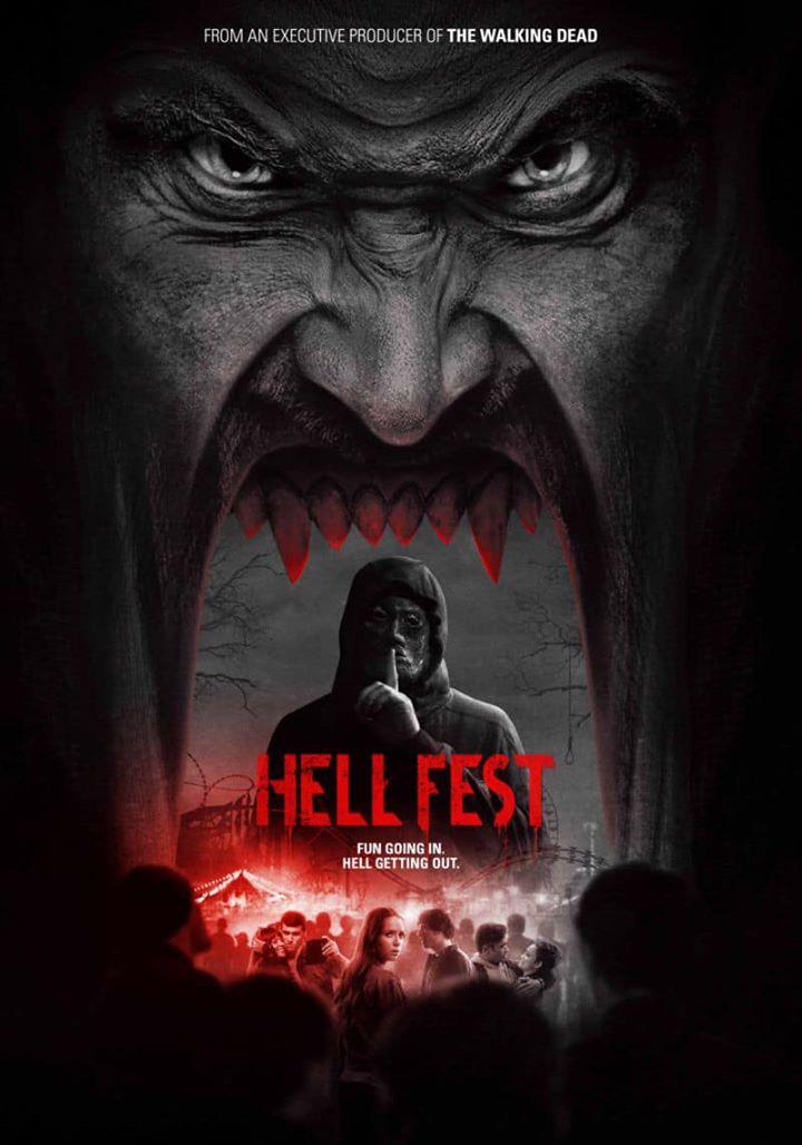 Hell Fest (Hell Fest. Parcul groazei) - 2D