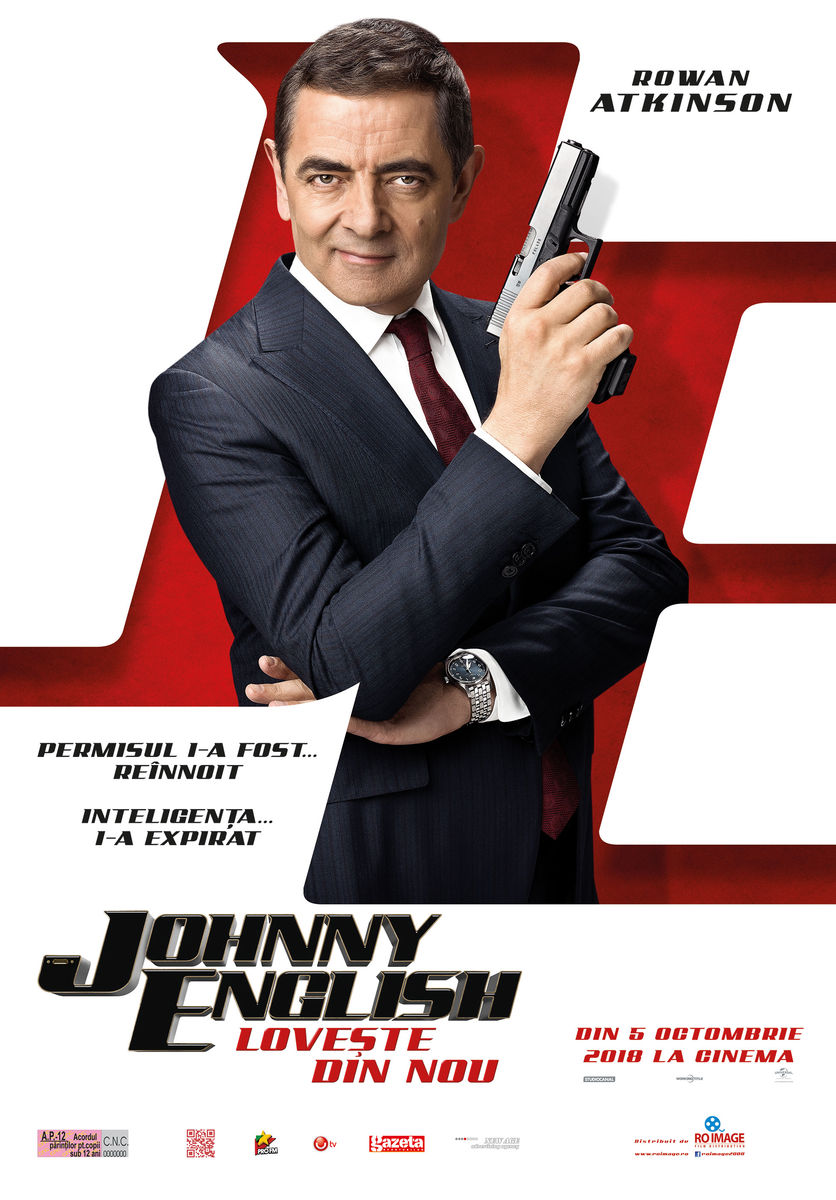 Johnny English loveşte din nou / Johnny English Strikes Again