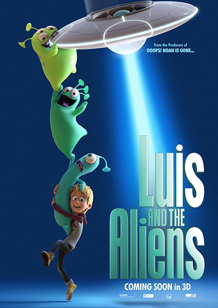 Luis şi Mini-Extratereştrii – 3D Dublat / Luis and the Aliens