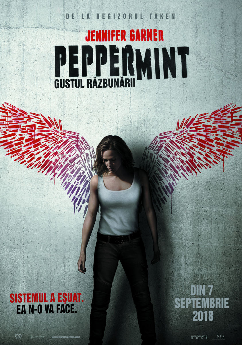 Peppermint: Gustul răzbunării / Peppermint