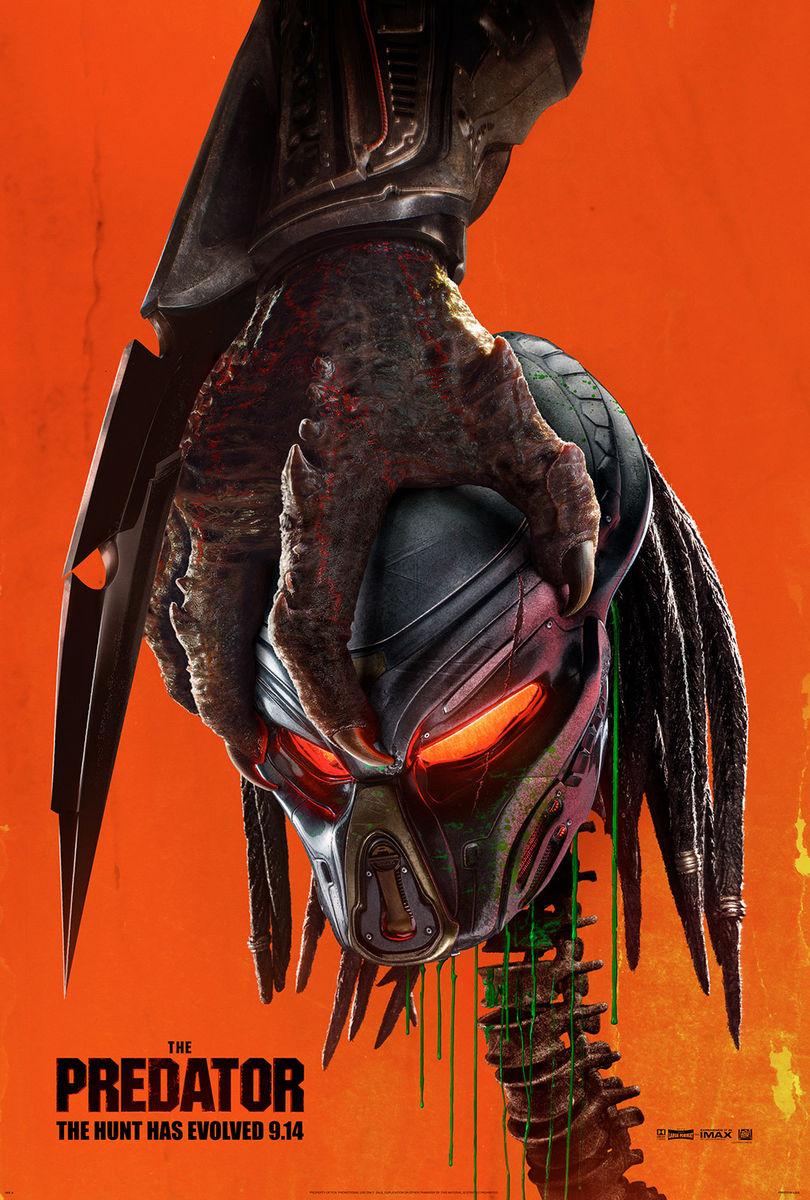 Predatorul – 3D / The Predator (premieră)