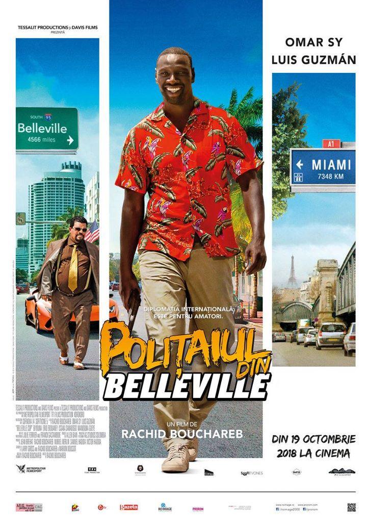 Belleville Cop  (Poliţaiul din Belleville) - 2D