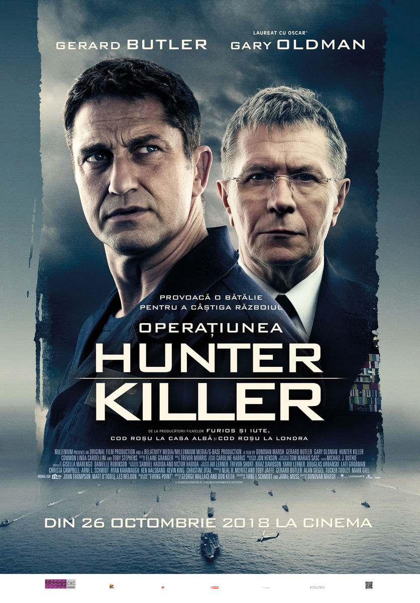 Operaţiunea Hunter Killer / Hunter Killer (Avanpremieră)