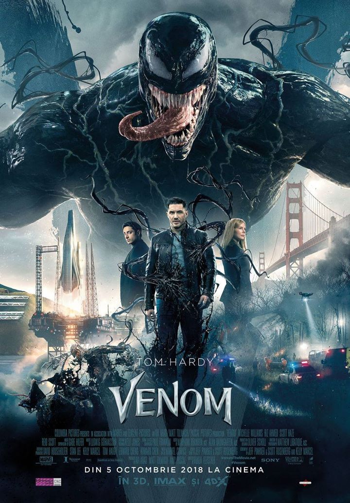 Venom (Venom ) - 3D
