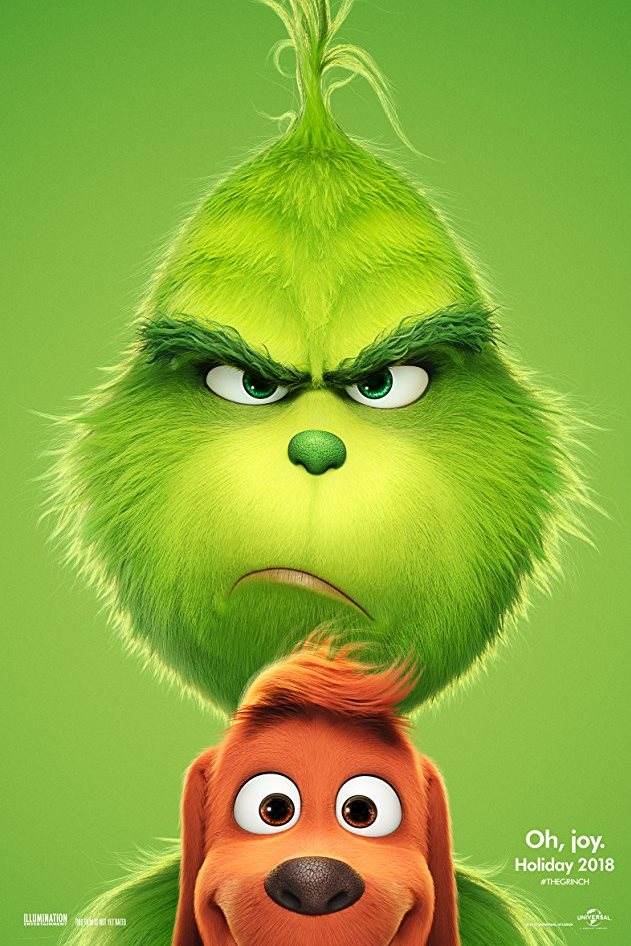 The Grinch (Grinch) - 3D Dublat RO