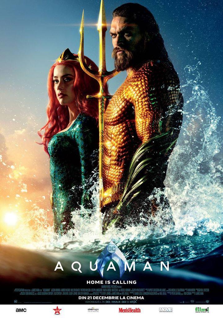 Aquaman (Aquaman ) - 3D
