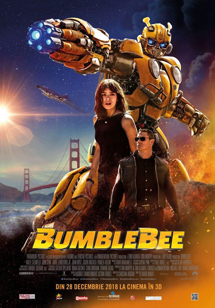 Bumblebee (Bumblebee) - 3D