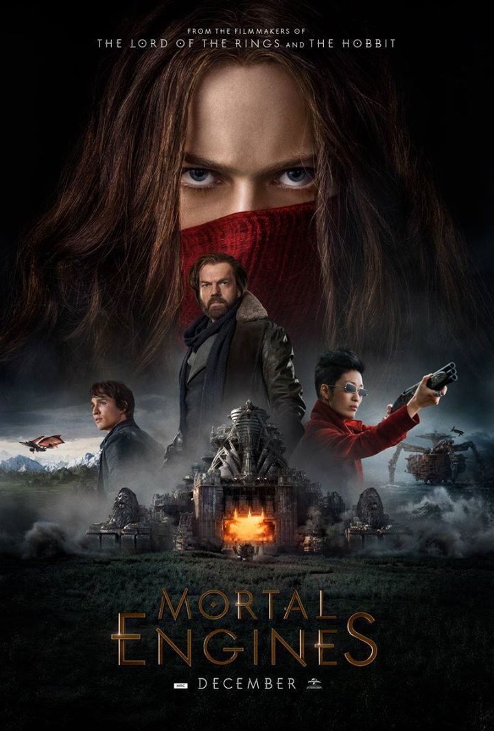 Mortal Engines (Mașinării infernale) - 3D
