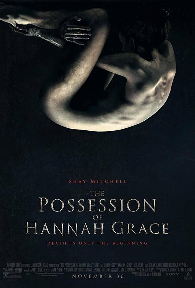 The Possession of Hannah Grace (Diavolul în carne și oase) - 2D