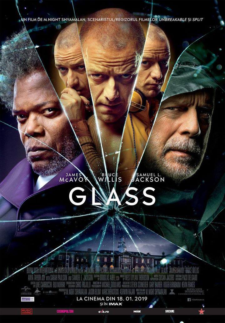 Glass (Glass ) - 2D