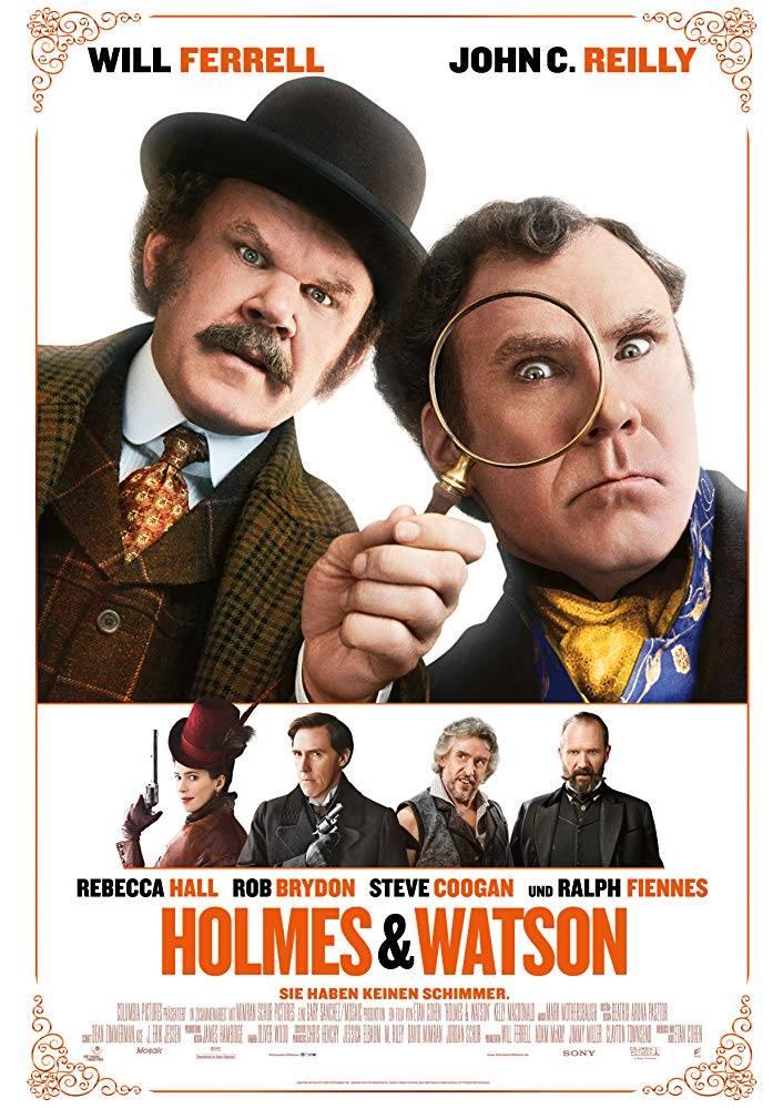 Holmes & Watson (Holmes și Watson) - 2D