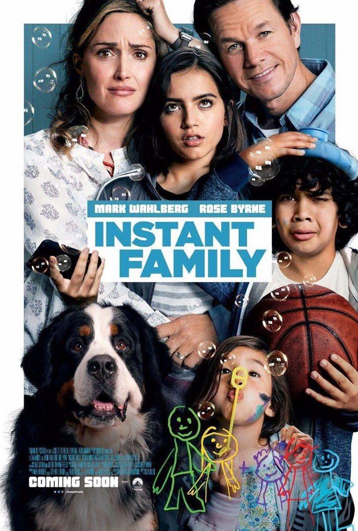 Instant Family (Familie de-a gata ) - 2D