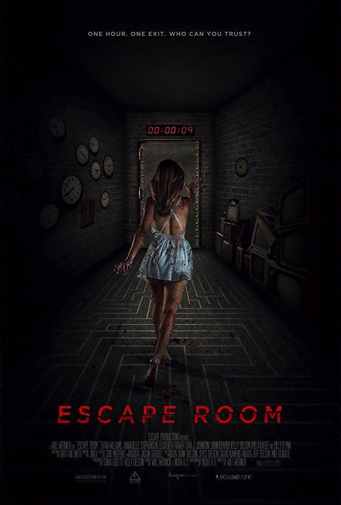 Escape Room(Scapă, dacă poţi! ) - 2D