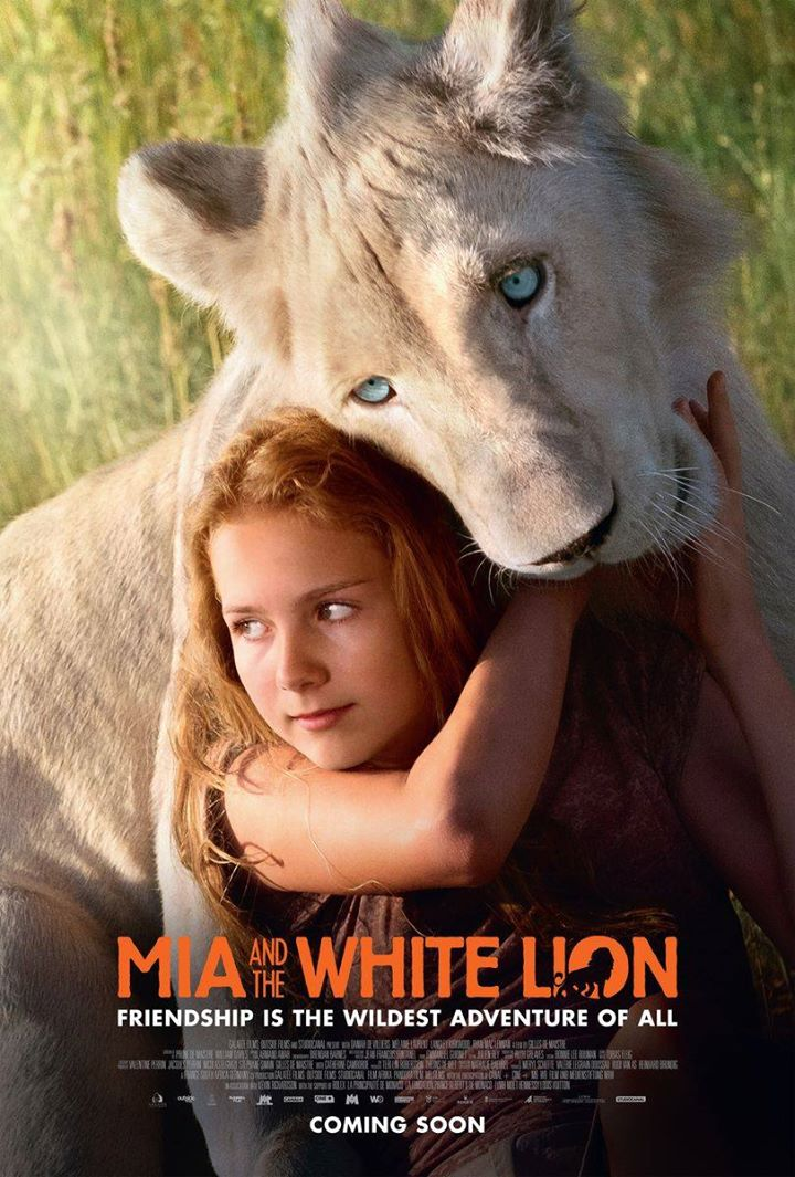 Mia and the White Lion (Mia și leul alb) - 2D