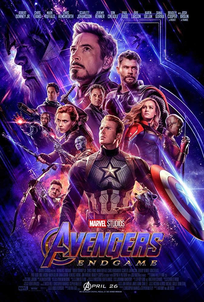 Avengers: Endgame (Răzbunătorii: Sfârşitul jocului ) - 3D