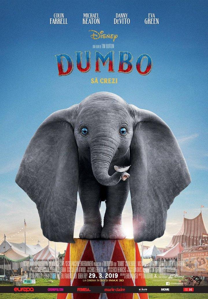 Dumbo (Dumbo) - 3D DUBLAT