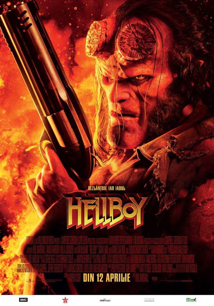 Hellboy (Hellboy ) - 3D