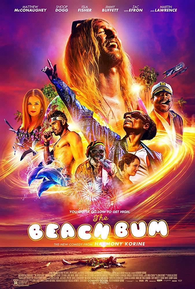 The Beach Bum (Regele plajei) - 2D