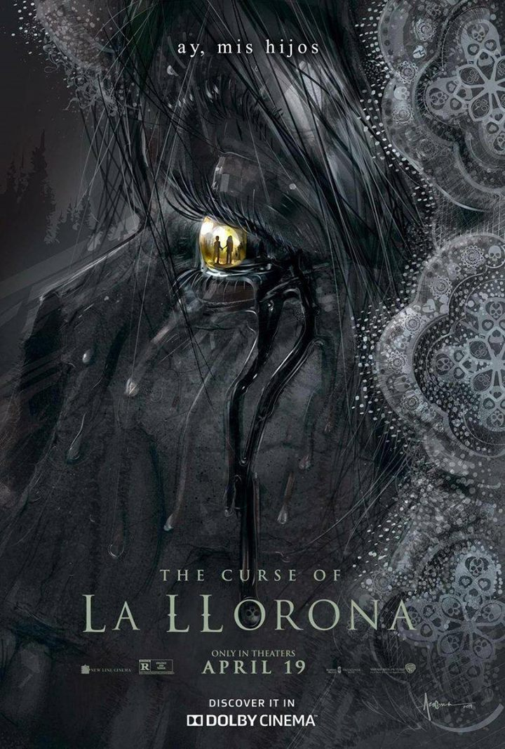 The Curse of La Llorona (Blestemul femeii care plânge) - 2D