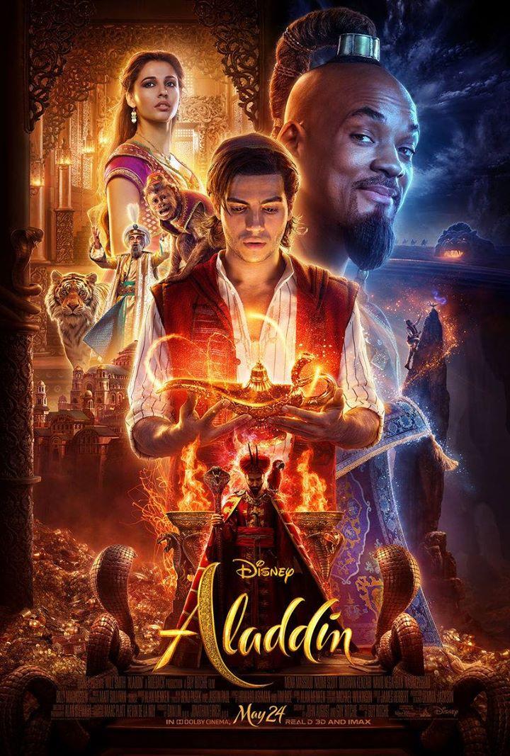 Aladdin (Aladdin ) - 3D Dublat