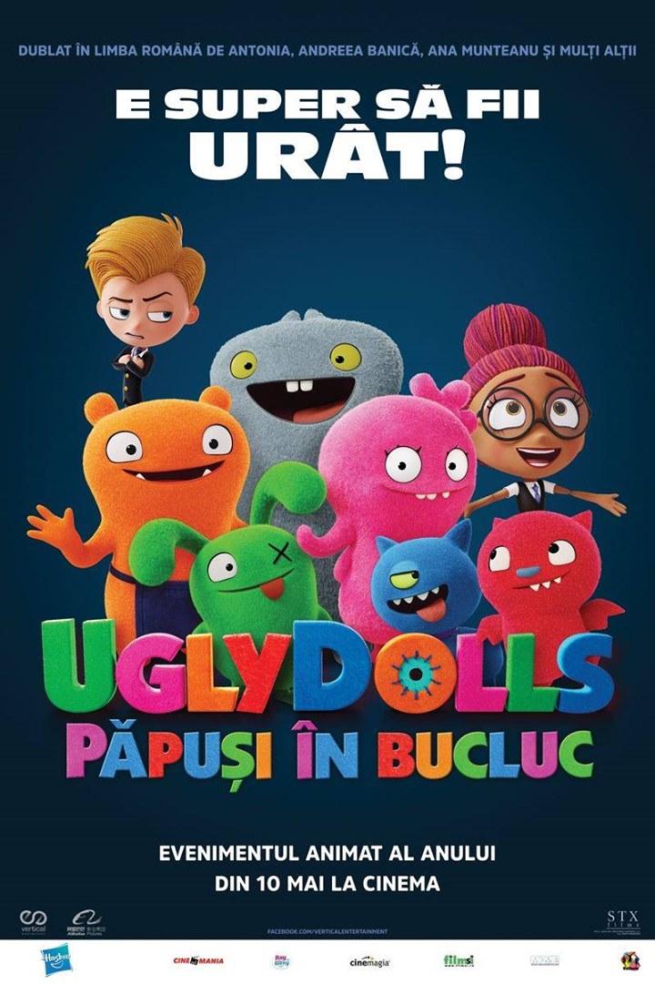 UglyDolls (UglyDolls: Păpuși în Bucluc) - 2D DUBLAT