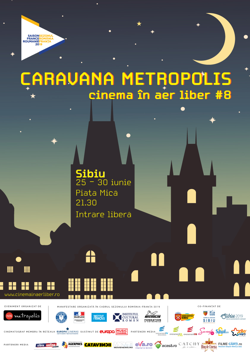 Caravana Metropolis la Sibiu