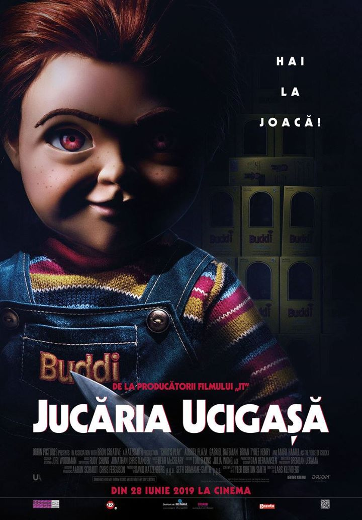Child's Play (Jucăria ucigașă ) - 2D