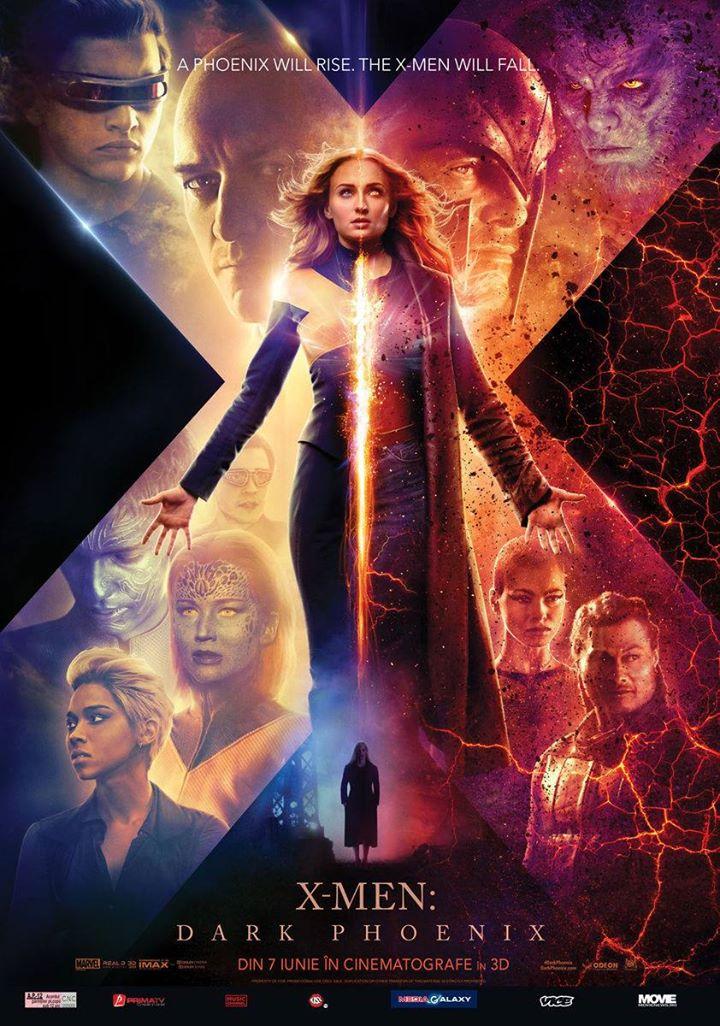Dark Phoenix (X-Men: Dark Phoenix ) - 3D