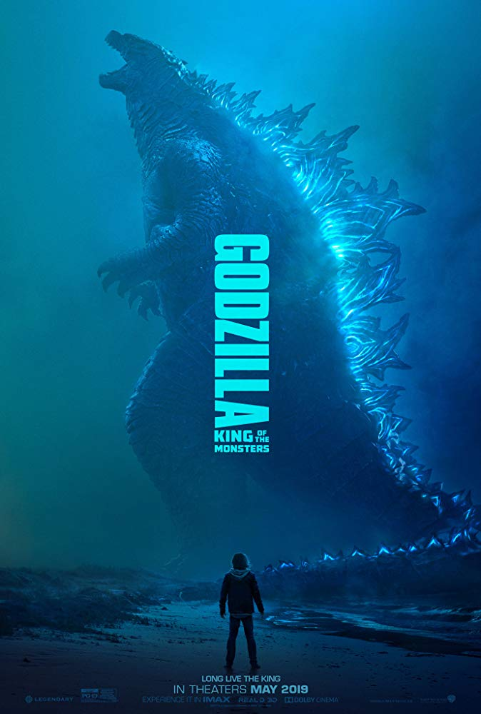 Godzilla: King of the Monsters (Godzilla II: Regele Monștrilor ) - 3D