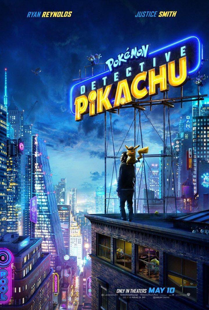 Pokémon Detective Pikachu (Pokémon Detectiv Pikachu ) - 3D Dublat