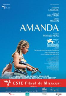 Amanda - ESTE Filmul de Miercuri