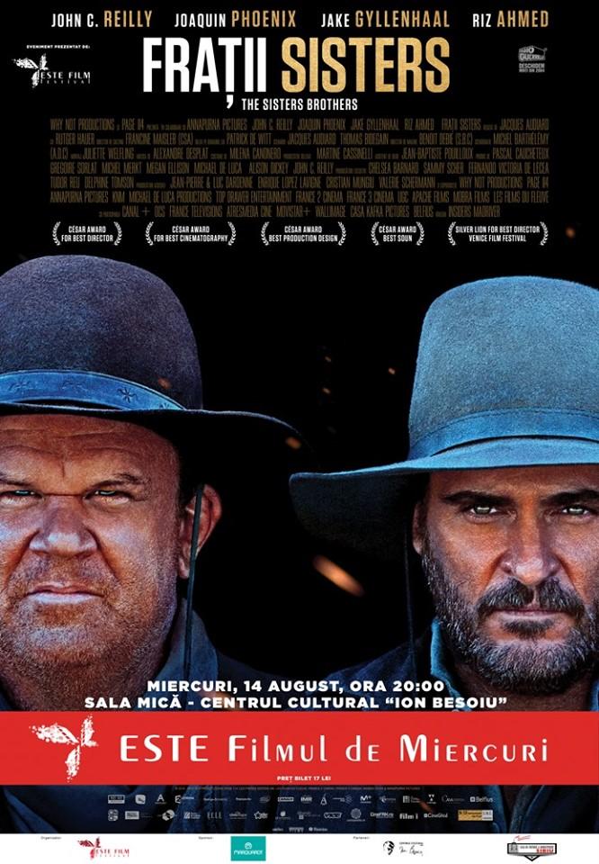 The Sisters Brothers - Este Filmul de Miercuri