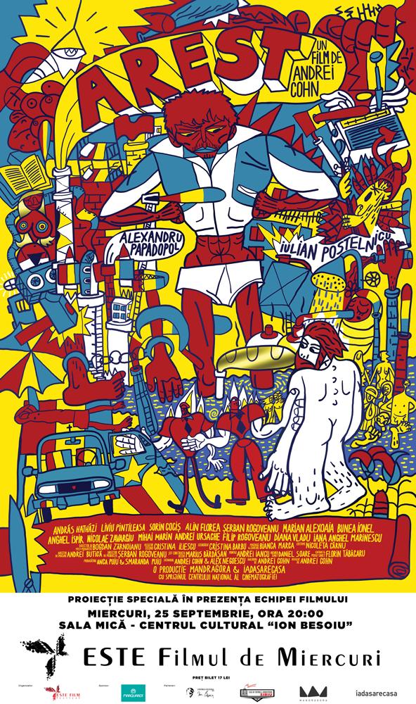 Arest - ESTE Filmul de Miercuri