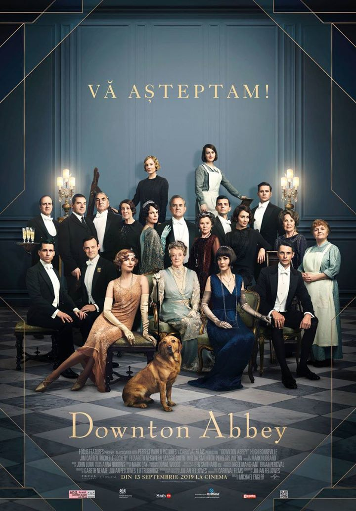 Downton Abbey (Downton Abbey) - 2D - PREMIERĂ 🍿🎥