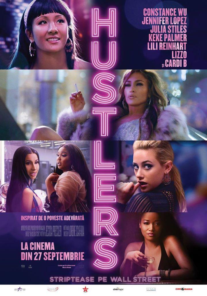 Hustlers (Hustlers: Striptease pe Wall Street) - 2D - AVANPREMIERĂ -