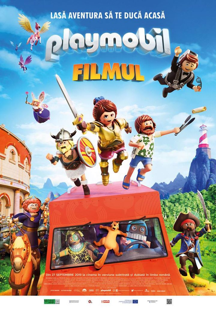 Playmobil: The movie (Playmobil: Filmul) - 2D Dublat