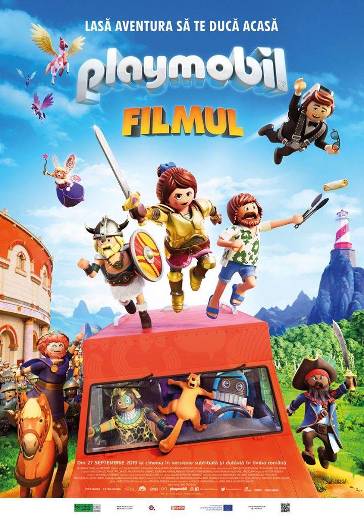 Playmobil: The movie (Playmobil: Filmul) - 2D Dublat