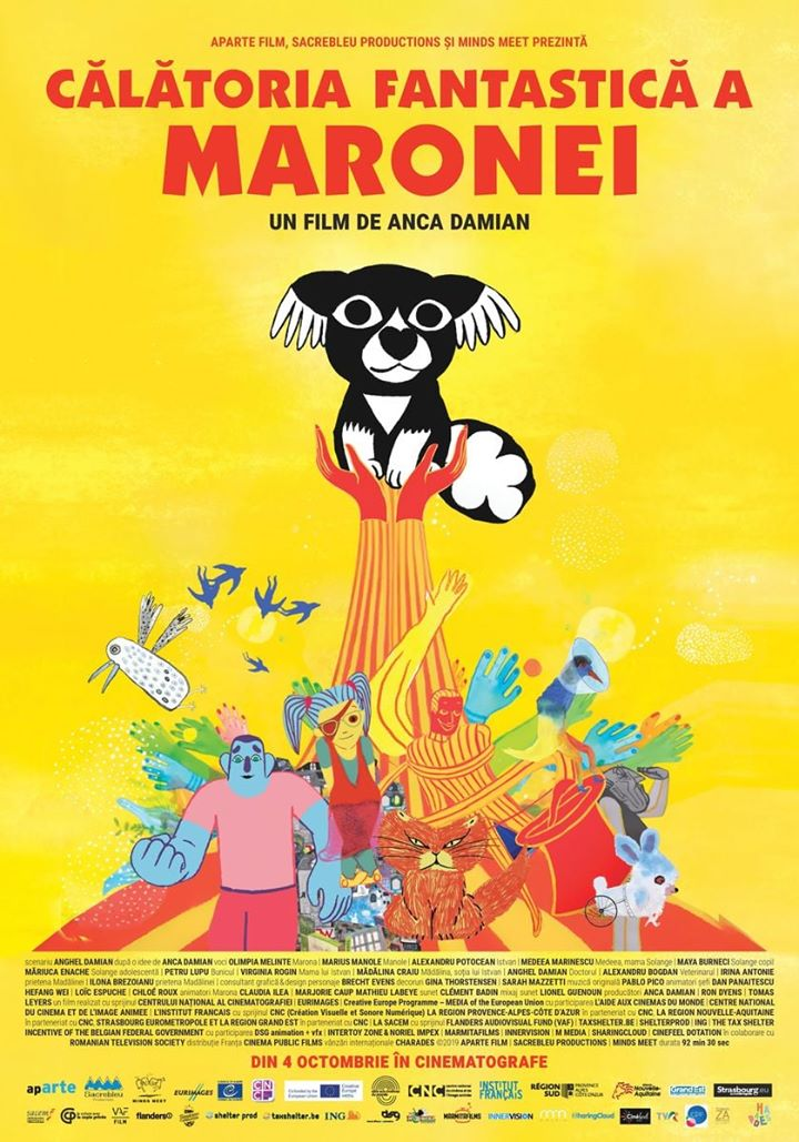 Calatoria fantastica a Maronei - ESTE filmul de miercuri