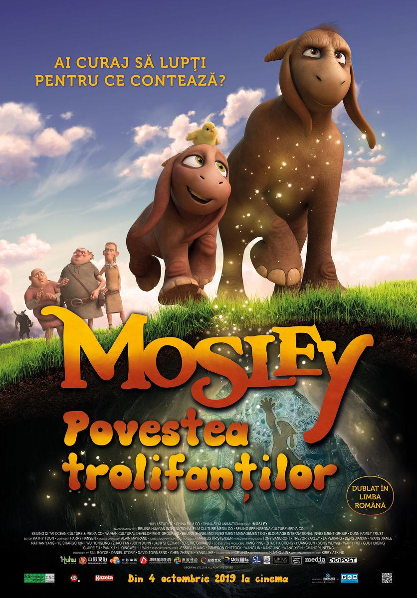 Mosley (Mosley: Povestea trolifanților) - 2D Dublat