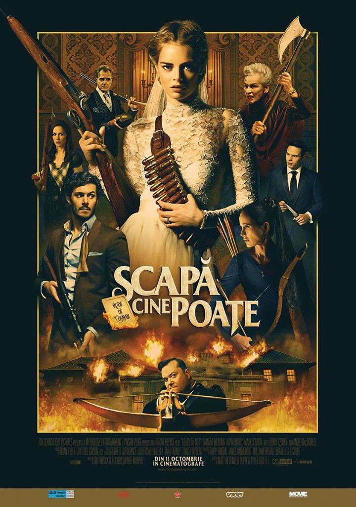 Ready or Not (Scapa cine poate) - 2D - IM18