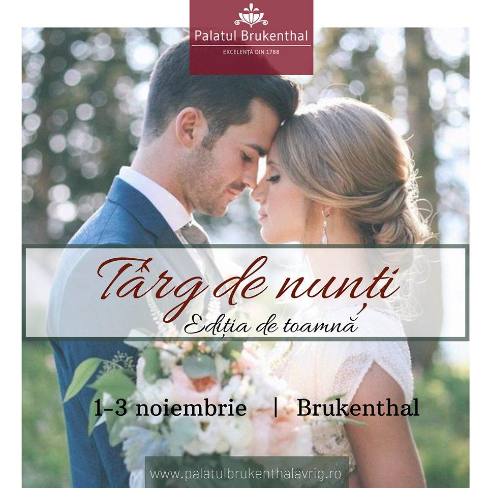 Târg de nunți - Ediția de toamnă