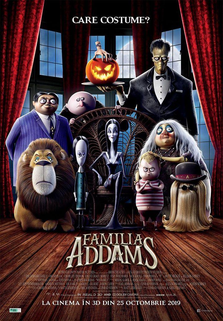 The Addams Family (Familia Addams) - 3D – AG